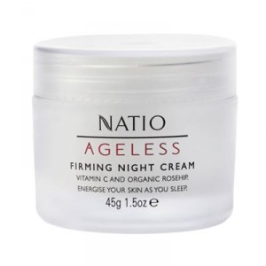 Buy Natio Ageless Firming Night Cream - Nykaa