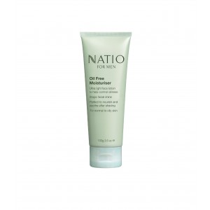 Buy Natio For Men Oil Free Moisturiser - Nykaa