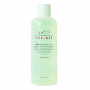 Buy Natio Ageless Rehydrating Toner - Nykaa