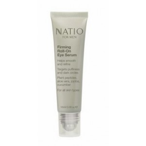 Buy Natio Firming Roll On Eye Serum For Men - Nykaa