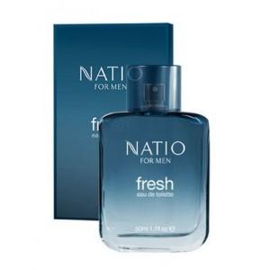 Buy Natio Fresh Eau De Toilette For Men - Nykaa