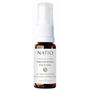 Buy Herbal Natio Argan & Jojoba Smoothing Face Oil - Nykaa
