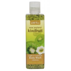 Buy Wild Ferns Kiwifruit Light & Luscious Body Wash - Nykaa
