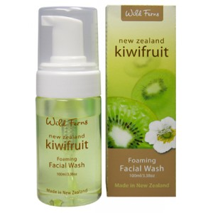 Buy Wild Ferns Kiwifruit Foaming Facial Wash - Nykaa