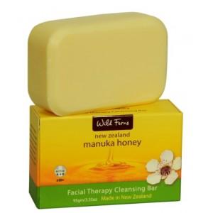 Buy Wild Ferns Manuka Honey Facial Therapy Cleansing Beauty Bar - Nykaa