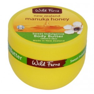 Buy Wild Ferns Manuka Honey Sweet Indulgence Body Butter - Nykaa