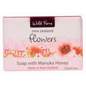 Buy Wild Ferns Flowers Soap with Manuka Honey - Nykaa