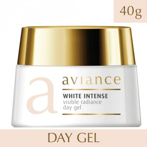 Buy Herbal Aviance White Intense Visible Radiance Day Gel - Nykaa