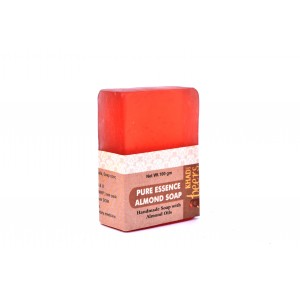 Buy Abeers Khadi Pure Essence Almond Soap - Nykaa