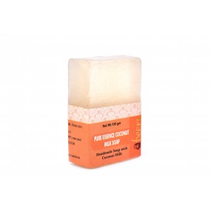 Buy Abeers Khadi Pure Essence Coconut Milk Soap - Nykaa