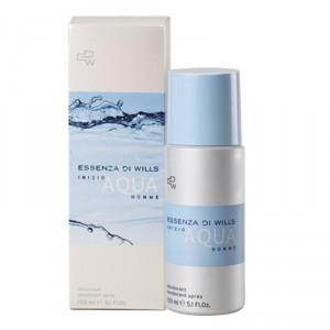 Buy Essenza Di Wills Inizio Aqua Homme Deodorant - Nykaa