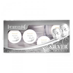 Buy Aryanveda Silver Spa Facial - Nykaa