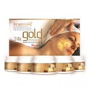 Buy Aryanveda 24 K Gold Skin Vitality Kit  - Nykaa