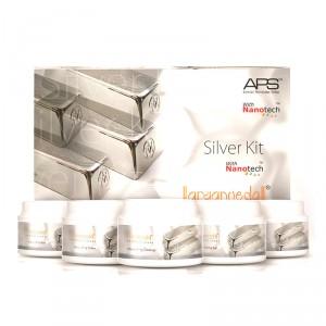 Buy Aryanveda Silver Skin Healing Kit  - Nykaa