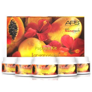 Buy Aryanveda Papaya Enzymes Kit  - Nykaa