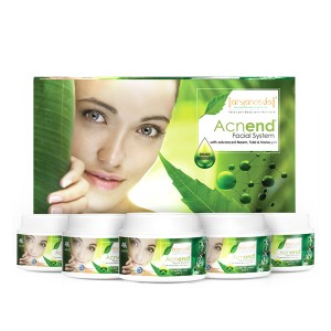 Buy Aryanveda Acnend Anti Pimple Kit - Nykaa