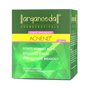 Buy Aryanveda Anti Acnend Cream - Nykaa