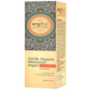 Buy Herbal Arganic by Aryanveda 100% Organic Moroccan Argan Hair Tonic - Nykaa