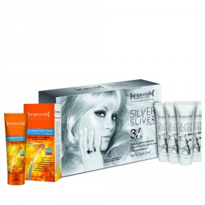 Buy Aryanveda Silver Sliver 3X Home Spa Kit With Spf-40 Combo Pack - Nykaa