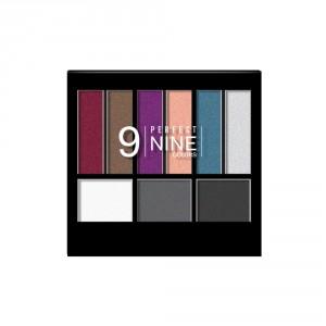 Buy Nicka K Perfect 9 Colour Eyeshadow - AP017 - Nykaa