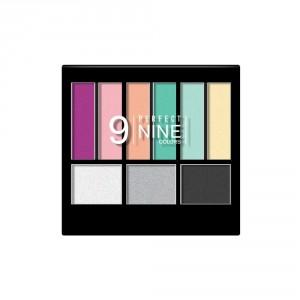 Buy Nicka K Perfect 9 Colour Eyeshadow - AP019 - Nykaa