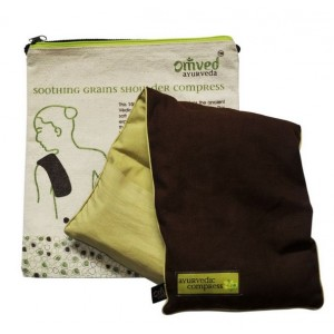 Buy Omved Soothing Grains Shoulder Compress - Nykaa
