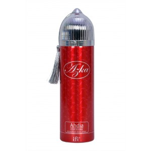 Buy Herbal Azka Ahdia Pour Homme Deodorant Body Spray - Nykaa