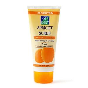Buy Herbal Astaberry Apricot Scrub - Nykaa