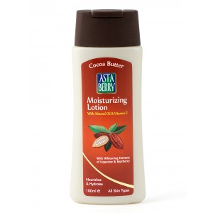 Buy Astaberry Cocoa Butter Moisturizing Lotion - Nykaa