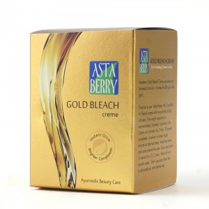 Buy Astaberry Gold Extra Glow Bleach Creme - Nykaa