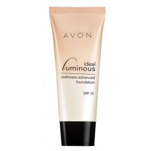 Buy Herbal Avon Ideal Luminous Liquid Mousse Foundation - Nykaa