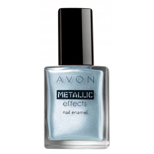 Buy Avon Metallic Effects Nail Enamel - Nykaa