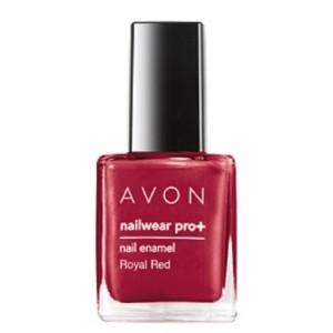 Buy Herbal Avon Nailwear Pro+ Nail Enamel - Nykaa