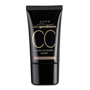 Buy Avon Skin Goodness City Block CC Cream - Nykaa