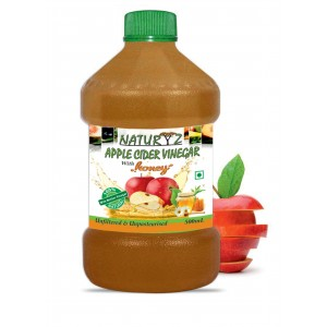 Buy Naturyz Apple Cider Vinegar with Honey - Nykaa