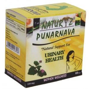 Buy Naturyz Womenz-Infecto (Punarnava) N60 - Nykaa