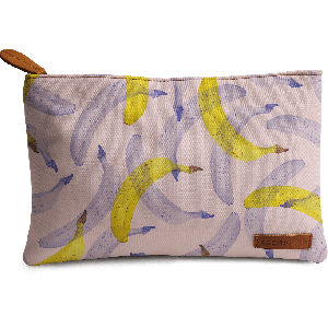 Buy DailyObjects Banana Scrutiny Carry-All Pouch Medium - Nykaa