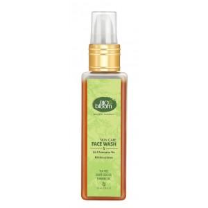 Buy Biobloom Face Wash Tea Tree - Nykaa
