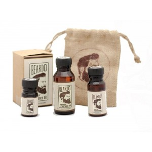 Buy Beardo The Blood & Sand Beard Oil - Nykaa
