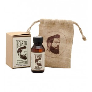 Buy Beardo The Black Velvette Beard Oil - Nykaa