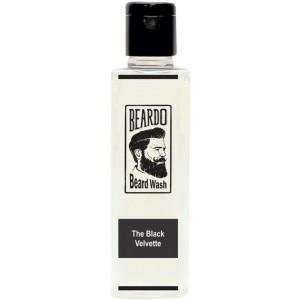 Buy Beardo Beard Wash - The Black Velvette - Nykaa