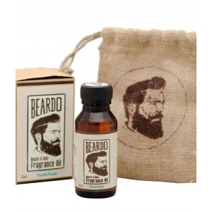Buy Herbal Beardo The Irish Royale Beard Oil - Nykaa