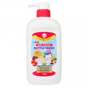 Buy FARLIN Feeding Bottle Cleaning Fluid (700Ml) - Nykaa
