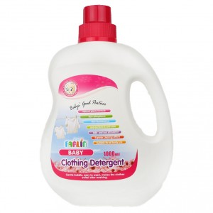Buy FARLIN Baby Clothing Detergent 1000ml - Nykaa