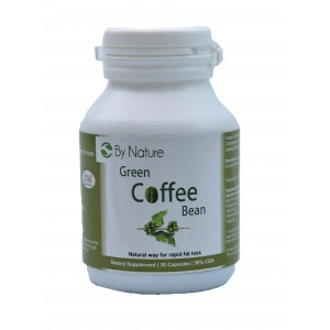 Buy Herbal By Nature Green Coffee Beans Capsules - 30 caps - Nykaa