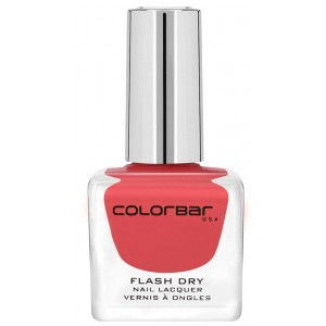 Buy Colorbar Flash Dry Nail Lacquer - Nykaa