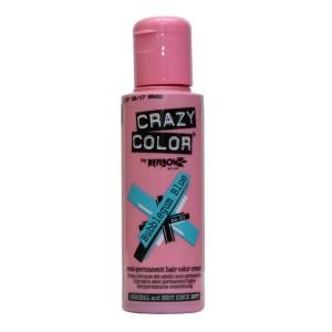 Buy Crazy Color Semi Permanent Hair Color Cream - Bubblegum Blue No. 63 - Nykaa