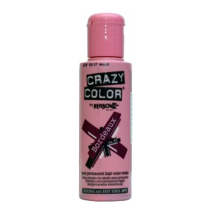 Buy Crazy Color Semi Permanent Hair Color Cream - Bordeaux No. 51 - Nykaa