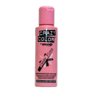 Buy Crazy Color Semi Permanent Hair Color Cream - Candy Floss No. 65 - Nykaa