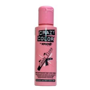 Buy Crazy Color Semi Permanent Hair Color Cream - Candy Floss No. 65 - Nykaa